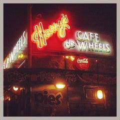Photo taken at Harry's Café De Wheels by Josh C. on 6/9/2013