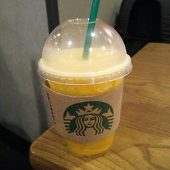 Photo taken at Starbucks by Hyunjin L. on 7/9/2013