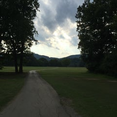 Photo taken at Moccasin Bend Golf Course by Phil D. on 6/29/2015