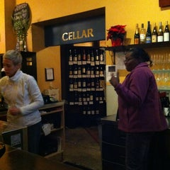 Photo taken at V-NO Wine Bar by Lindsay V. on 12/2/2012