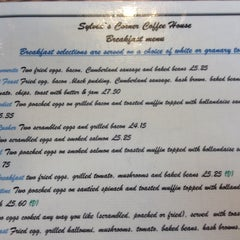 Photo taken at Sylvia's Corner Coffee House by Tony P. on 8/24/2013