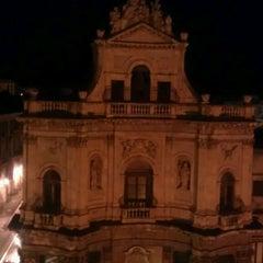 Photo taken at Chiesa di San Placido by Tonnvane W. on 9/28/2013
