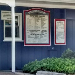 Photo taken at Cherry Farm Creamery by Christopher P. on 9/16/2015