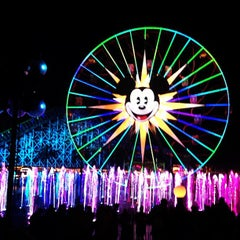 Photo taken at Disney California Adventure by Rebecca D. on 7/17/2013