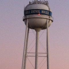 Photo taken at Kill Devil Hills, NC by Jan O. on 10/26/2014