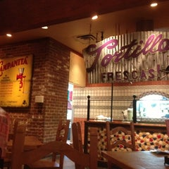 Photo taken at On The Border Mexican Grill & Cantina by Jeff P. on 10/7/2012