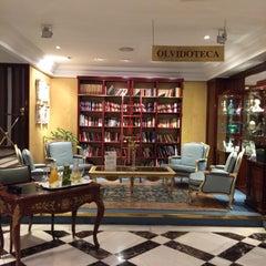 Foto tomada en Gran Hotel Conde Duque por Débora E. el 2/2/2016