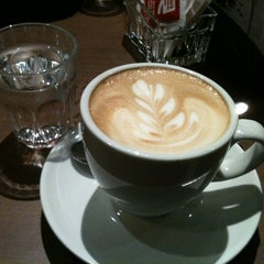 Photo taken at Coffee Day by Olivier C. on 12/30/2012