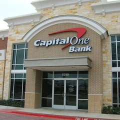 Photo taken at Capital One Bank by Rachel B. on 8/5/2015