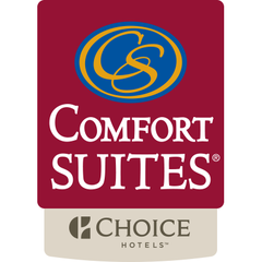 Photo taken at Comfort Suites by Yext Y. on 5/21/2016