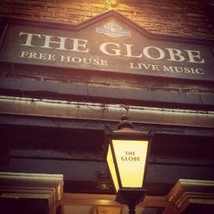 Photo taken at The Globe by Jenny O. on 6/16/2013