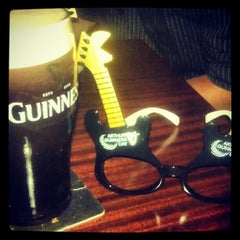 Photo taken at Cork's Irish Pub by Bruno K. on 9/27/2012