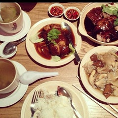 Photo taken at Dian Xiao Er 店小二 by Sisca A. on 7/14/2014
