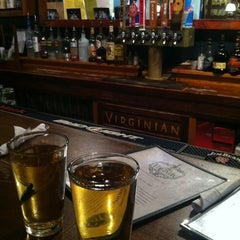 Photo taken at The Virginian Restaurant by Kelsey B. on 11/14/2012