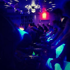 Photo taken at SoulCycle East 83rd by Steven R. on 10/23/2013