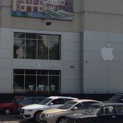 Photo taken at Apple Center by Stanislav R. on 7/17/2013