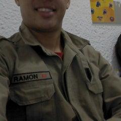 Photo taken at Corpo de Bombeiros by Ramon BETA on 7/7/2014