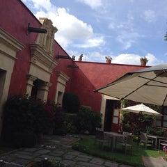 Photo taken at La Quinta Luna by Selene J. on 8/16/2014