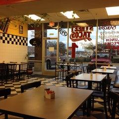 Photo taken at Emelia's Tex-Mex by Smokinronnie H. on 3/6/2014