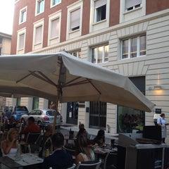 Photo taken at Pizzeria Corte Farina by Caspar D. on 7/25/2015