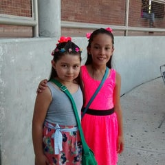 Photo taken at Colegio Cervantes by Laura S. on 7/1/2014