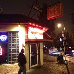Photo taken at Mag Bar by Chris B. on 11/6/2014