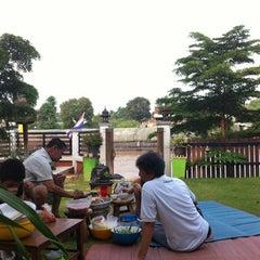 Photo taken at บ้านเราอยุธยา by Kai S. on 10/13/2012