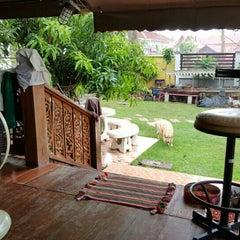Photo taken at บ้านเราอยุธยา by Kai S. on 10/4/2015