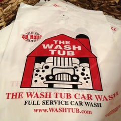 Photo taken at The Wash Tub by Sherry M. on 11/18/2012