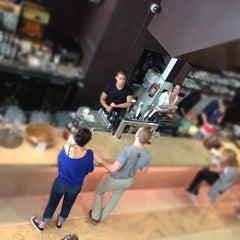 Photo taken at Sugar Café by Benedict C. on 10/14/2012