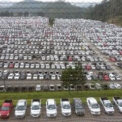 Photo taken at Volkswagen do Brasil by Maicon R. on 11/20/2014