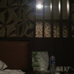Photo taken at Tematik Hotel & Spa by Hesyik N. on 3/15/2014