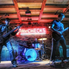 Photo taken at Paycheck's Lounge by Chris A. on 1/24/2016