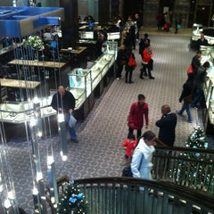 Photo taken at Tiffany & Co. by Ritch P. on 11/26/2012