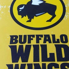 Photo taken at Buffalo Wild Wings by Kyle on 6/1/2014