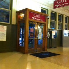 Photo taken at Amtrak: Harrisburg Transportation Center (HAR) by Mak M. on 1/10/2013