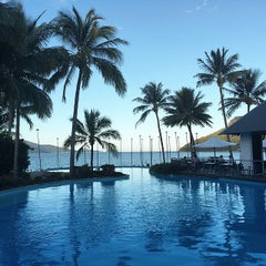 Photo taken at Hamilton Island by Bryan K. on 8/1/2014