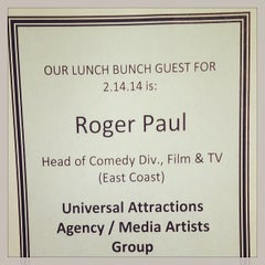Photo taken at Scott Powers Studios by Jordan G. on 2/14/2014