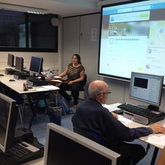 Photo taken at Club de Marketing de Navarra by Marta M. on 6/23/2014
