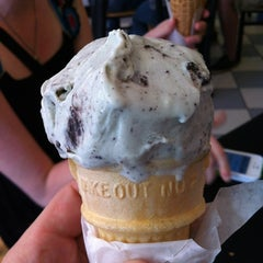 Photo taken at Hartzell's Ice Cream by Zac C. on 4/15/2012