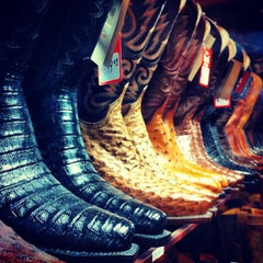 Photo taken at Allens Boots by Zahid Z. on 5/26/2012