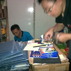 Photo taken at Jl. Ciputat Raya, Jakarta Selatan by Firmansyah on 7/9/2012