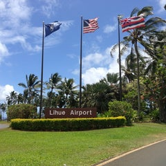 Photo taken at Lihue Airport (LIH) by Bill W. on 6/9/2013