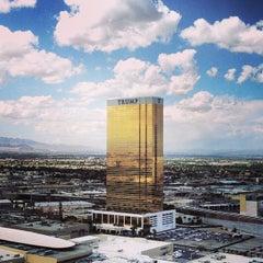 Photo taken at Trump International Hotel Las Vegas by Fabio L. on 5/7/2013
