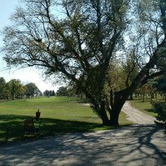 Photo taken at Maple River Golf Club by Richard K. on 9/26/2015
