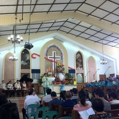 Photo taken at Bacolod Evangelical Church by Wayne L. on 11/16/2014