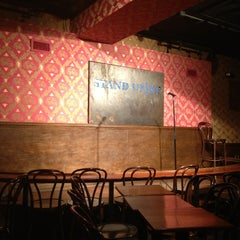 Photo taken at Stand Up NY by Chauncey J. on 3/15/2013