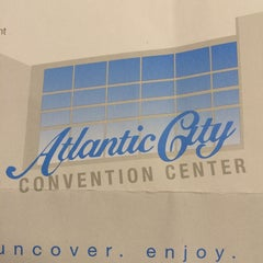 Photo taken at Atlantic City Convention Center by Mark N. on 11/6/2014