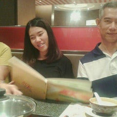Photo taken at MK (เอ็มเค) by A Little N. on 9/16/2015