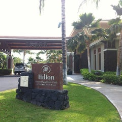 Photo taken at Hilton Grand Vacations Kohala Suites at Waikoloa Beach Resort by RACHEL YoungW L. on 12/28/2012